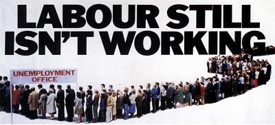 Labour Still Isn't Working Poster