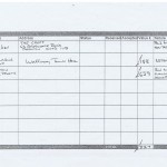 Election expense Steve Foulkes page 12 Claughton Wirral Council 2011 Donations