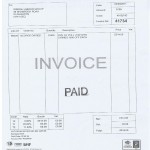 Election Expenses Invoice Steve Foulkes Wirral Council 2011 Claughton LT Print Group £314 04052011