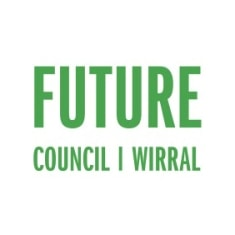Future Council Wirral logo
