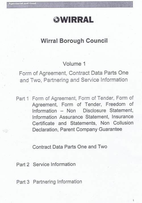 Bam Nuttall contract Wirral Council page 11