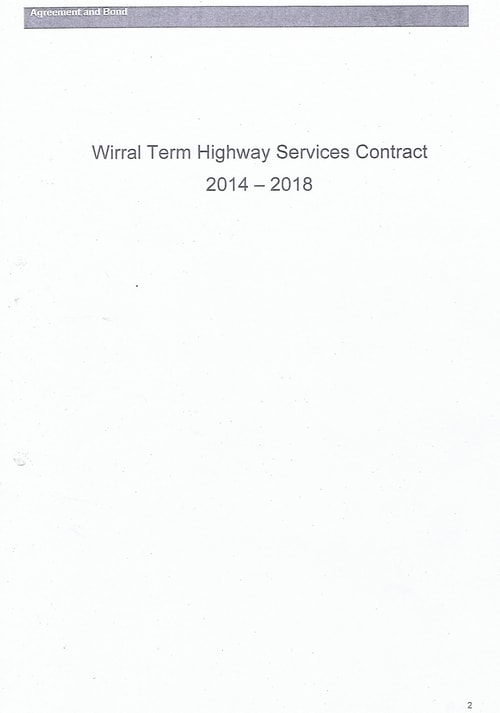 Bam Nuttall contract Wirral Council page 12