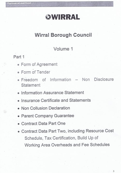 Bam Nuttall contract Wirral Council page 13