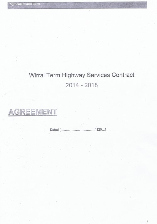 Bam Nuttall contract Wirral Council page 14
