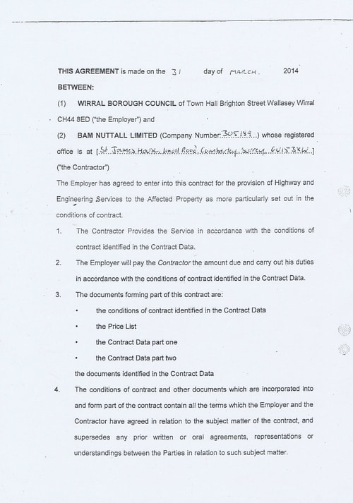 Bam Nuttall contract Wirral Council page 4