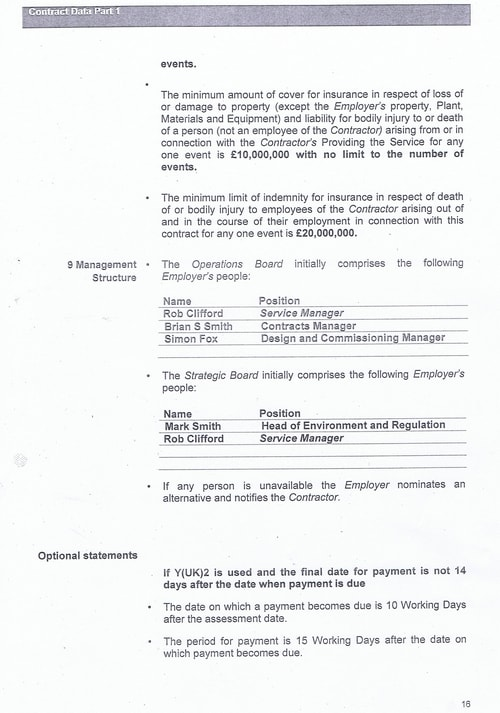 Bam Nuttall contract Wirral Council page 40