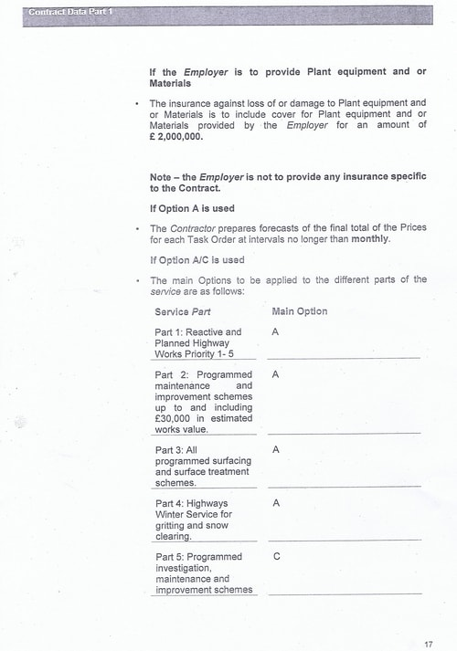 Bam Nuttall contract Wirral Council page 41