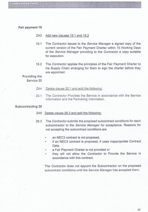 Bam Nuttall contract Wirral Council page 53