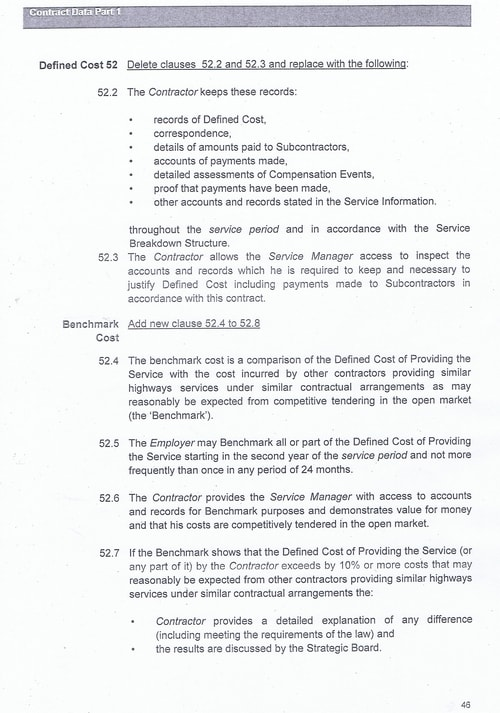 Bam Nuttall contract Wirral Council page 73