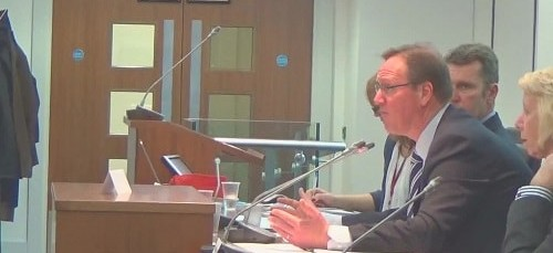 Cllr Phil Davies stands down as Chair of the Liverpool City Region Combined Authority