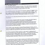 EA 2016 0033 First Tier Tribunal (Information Rights) GRC John Brace and Information Commissioner and Wirral Council page 229 Record of the qualified person's opinion