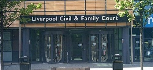 Liverpool Civil & Family Court, Vernon Street, Liverpool, L2 2BX (the venue for First-Tier Tribunal case EA/2016/0033)
