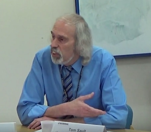 Tom Sault (Acting Section 151 Officer) Wirral Council at the Audit and Risk Management Committee on the 13th June 2016