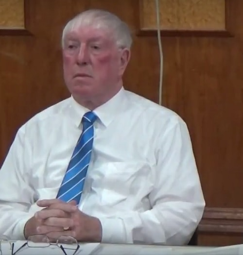 Councillor George Davies (Cabinet Member for Housing and Community Safety) and Chair of the Birkenhead Constituency Committee 28th July 2016