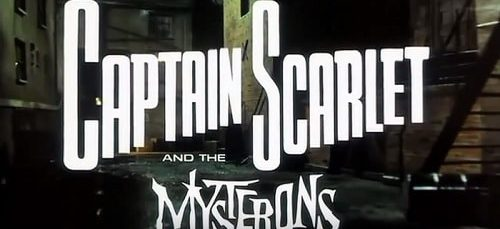 Is it time for another episode of Captain Scarlet and the Mysterons?