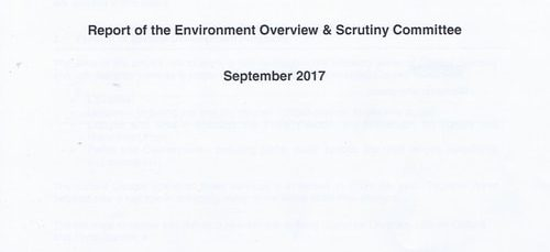 Libraries, Leisure and Culture Transformation Scrutiny Workshop Page 1 of 6