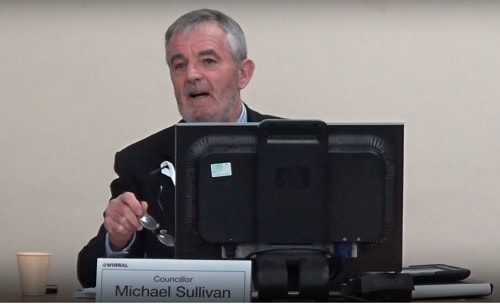 Cllr Mike Sullivan (Chair) Business Overview and Scrutiny Committee 29th November 2017