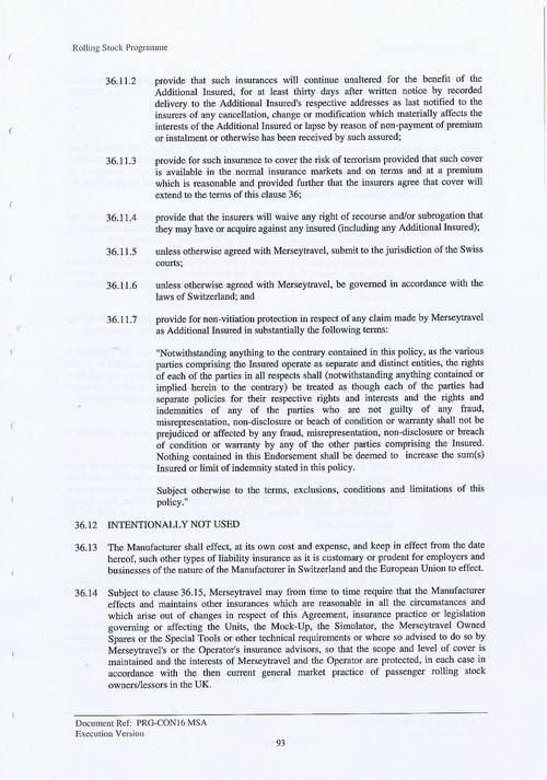 106 Contract PRG CON16 MSA Page 93