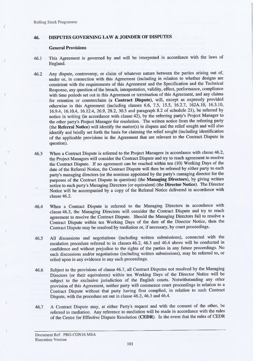 114 Contract PRG CON16 MSA Page 101