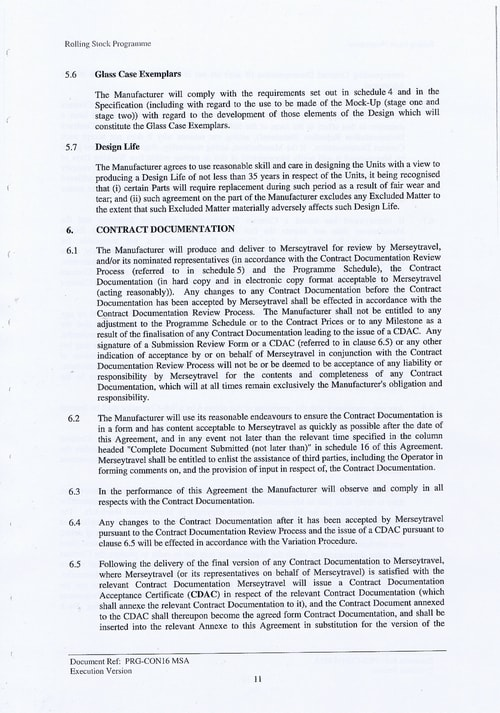 24 Contract PRG CON16 MSA Page 11