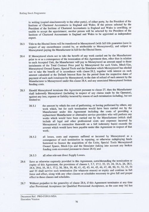 89 Contract PRG CON16 MSA Page 76