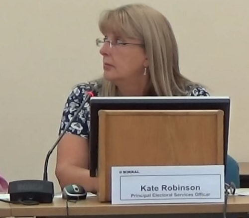 Kate Robinson (Wirral Council) 2nd September 2015