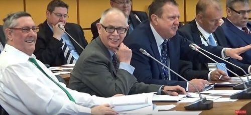 Cllr Steve Foulkes (Transport Committee) LCRCA 1st February 2018 Mersey Tunnel tolls item