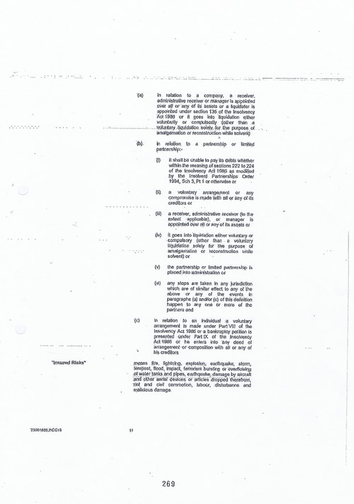 Hoylake Golf Resort contract Page 11 of 93