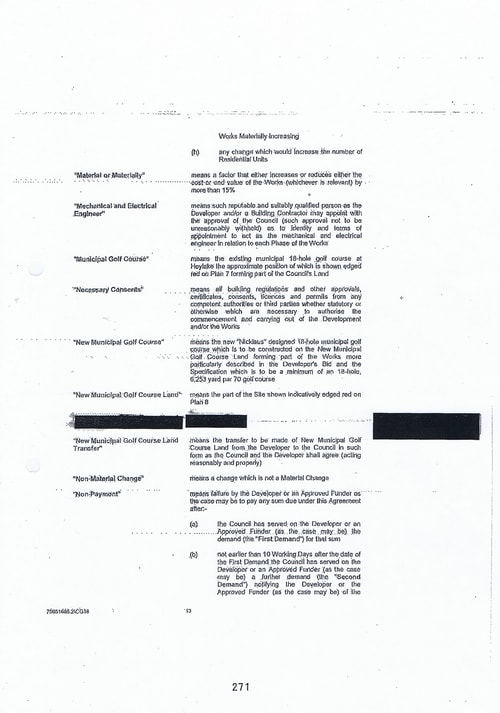 Hoylake Golf Resort contract Page 13 of 93
