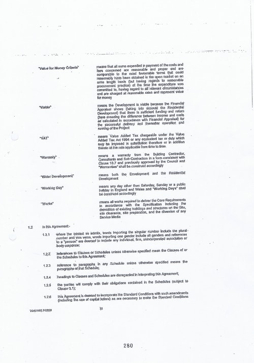 Hoylake Golf Resort contract Page 22 of 93