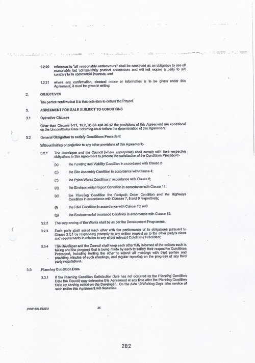 Hoylake Golf Resort contract Page 24 of 93