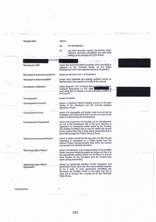 Hoylake Golf Resort contract Page 7 of 93