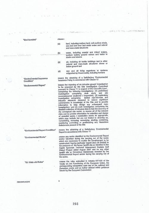 Hoylake Golf Resort contract Page 8 of 93