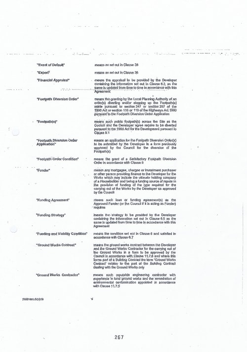 Hoylake Golf Resort contract Page 9 of 93