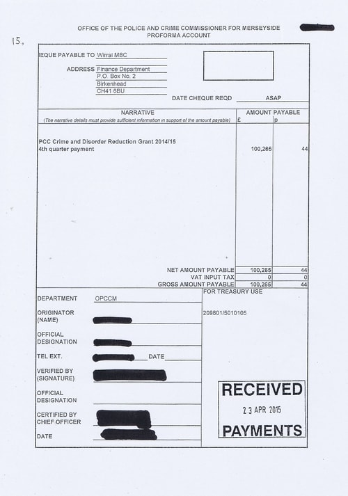 Merseyside Police invoices 2015 2016 Page 15 of 112