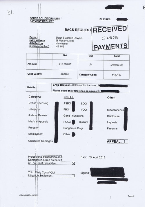 Merseyside Police invoices 2015 2016 Page 34 of 112