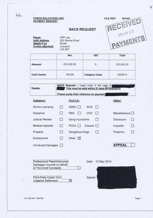 Merseyside Police invoices 2015 2016 Page 52 of 112
