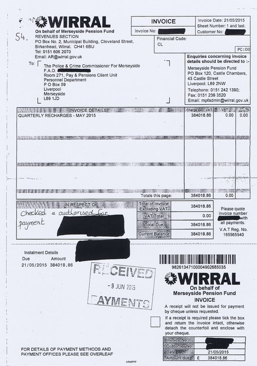 Merseyside Police invoices 2015 2016 Page 63 of 112