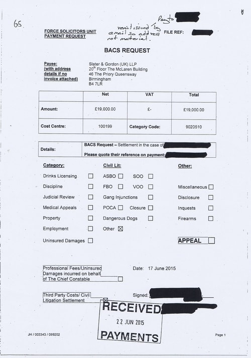 Merseyside Police invoices 2015 2016 Page 75 of 112