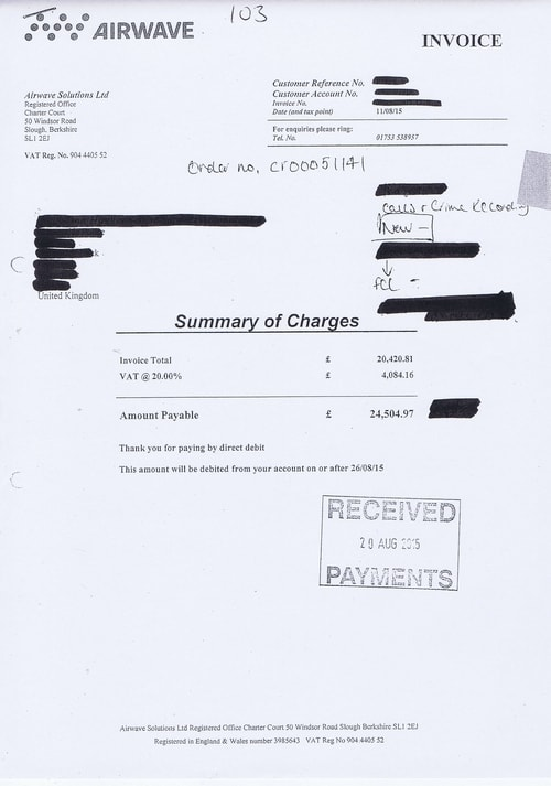 Merseyside Police invoices 2015 2016 Page 115 of 208