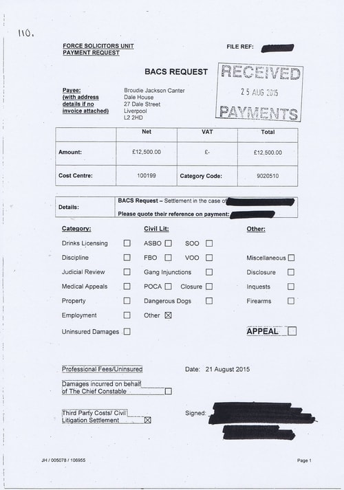 Merseyside Police invoices 2015 2016 Page 124 of 208