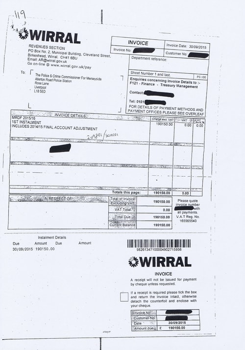 Merseyside Police invoices 2015 2016 Page 132 of 208