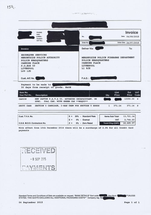 Merseyside Police invoices 2015 2016 Page 159 of 208