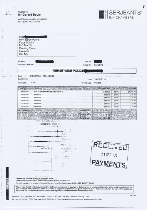 Merseyside Police invoices 2015 2016 Page 162 of 208