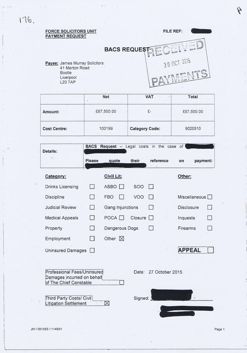 Merseyside Police invoices 2015 2016 Page 180 of 208