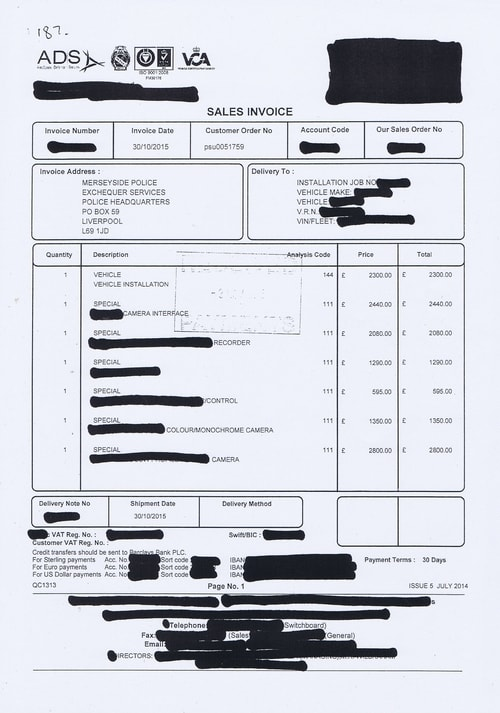 Merseyside Police invoices 2015 2016 Page 194 of 208