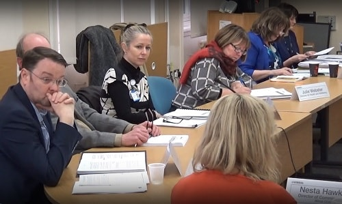 Health and Wellbeing Board (Wirral Council) 14th March 2018 update on maternity