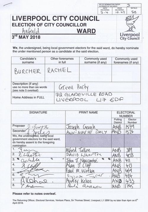 9 Anfield Burcher Rachel NOM 2018 Liverpool City Council