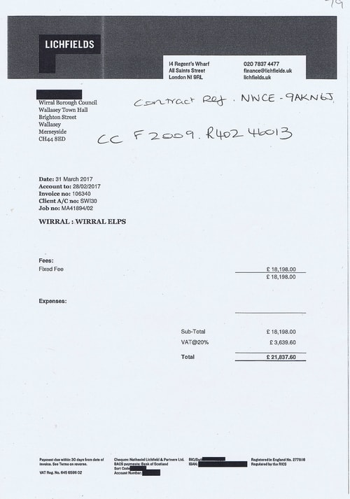 4 Lichfields Wirral ELPS £21837.60