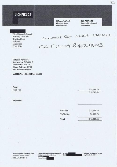 5 Lichfields Wirral ELPS £16378.20